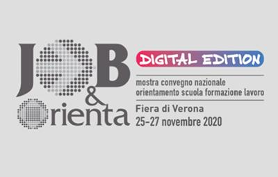 unioncamere JOB&Orienta Digital Edition