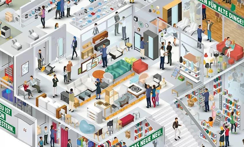 berlino magazzino