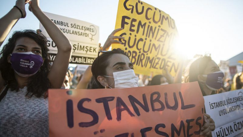 Convenzione-Istanbul turchia donne